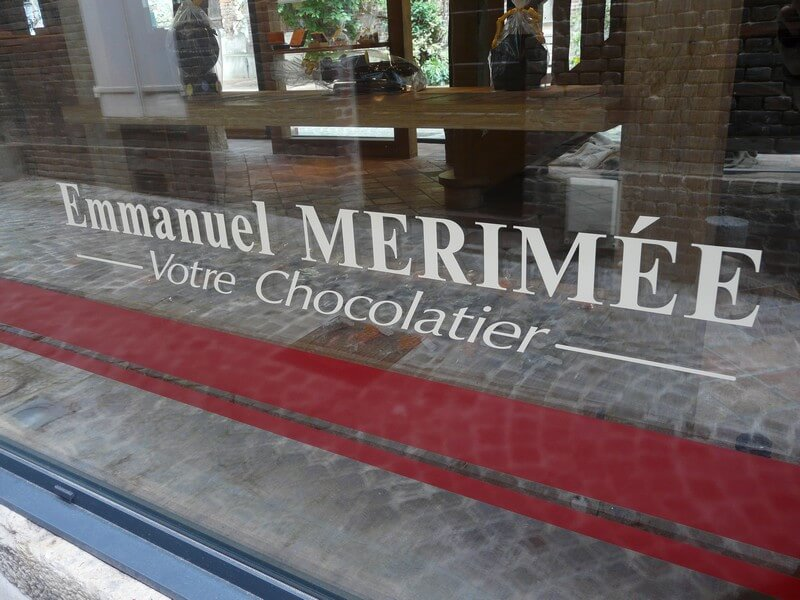 La Chocolaterie Mérimée à Lisieux